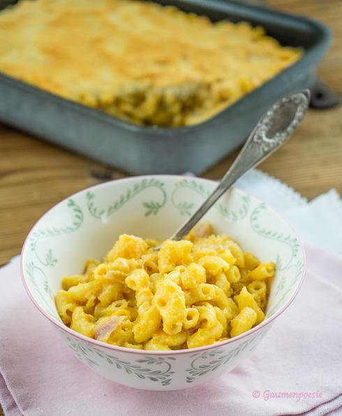 Mac and Cheese – Auflauf