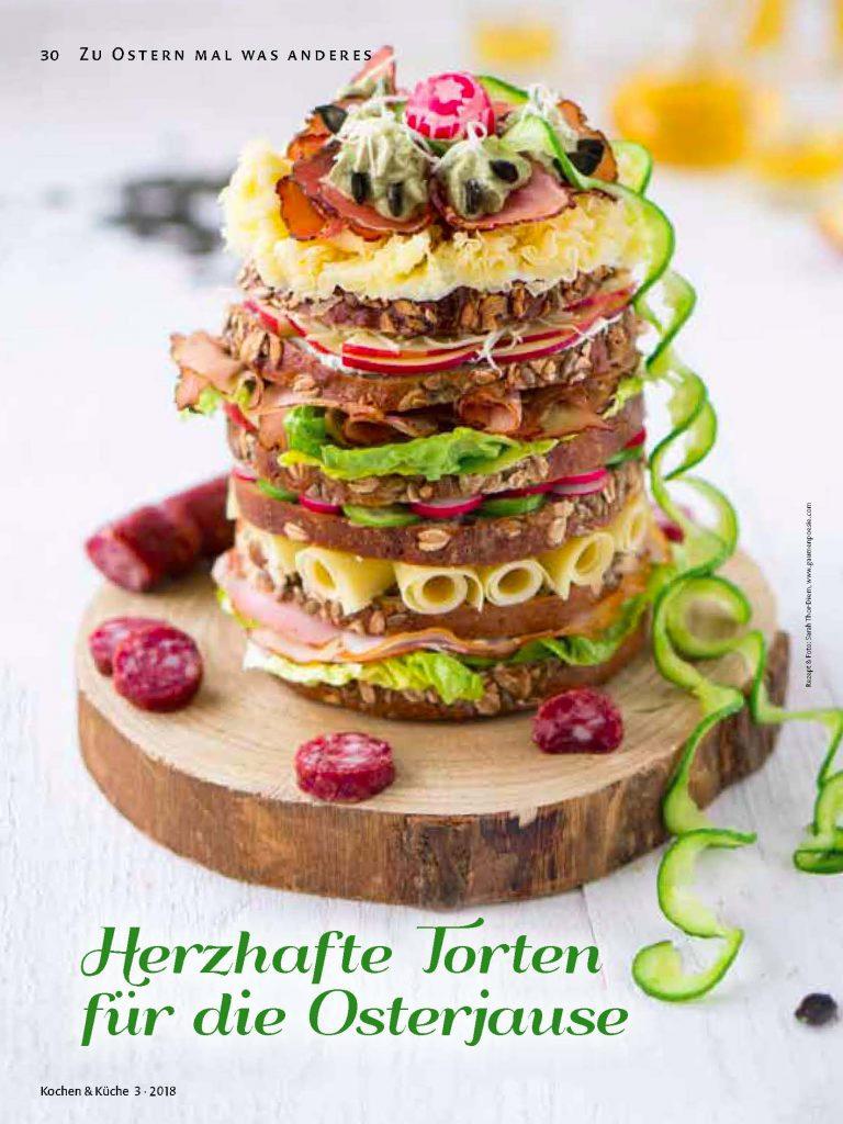 Osterjausen-Torte 2