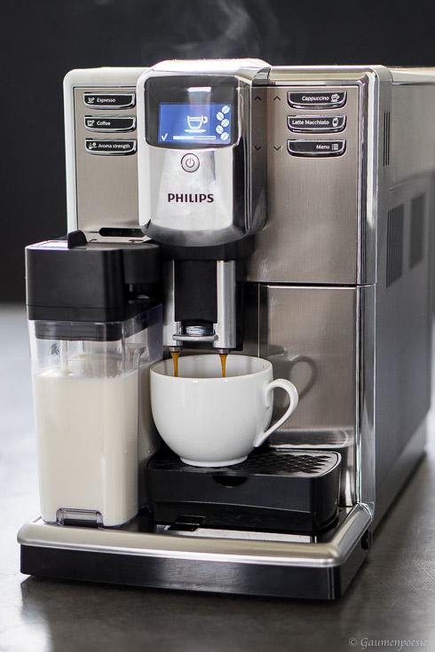 Espresso-Macchiato-Creme Getränke