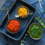 Paprika-Antipasti mit Zitronenöl 1
