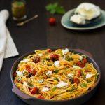 Spaghetti alla Sorrentina 1