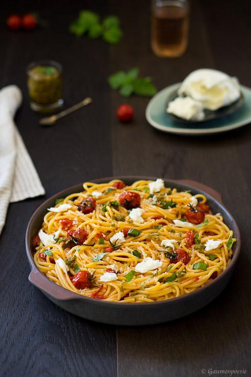 Spaghetti alla Sorrentina