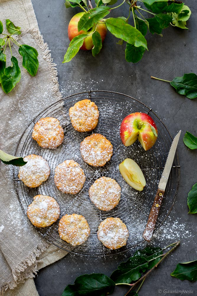 Apfel-Zimt-Coockies 1