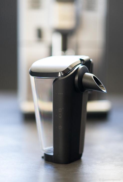 Spice Latte - Milchtank 1