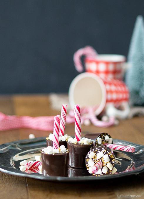 Weihnachtliche Heisse Schokolade am Stiel Beitragsbild