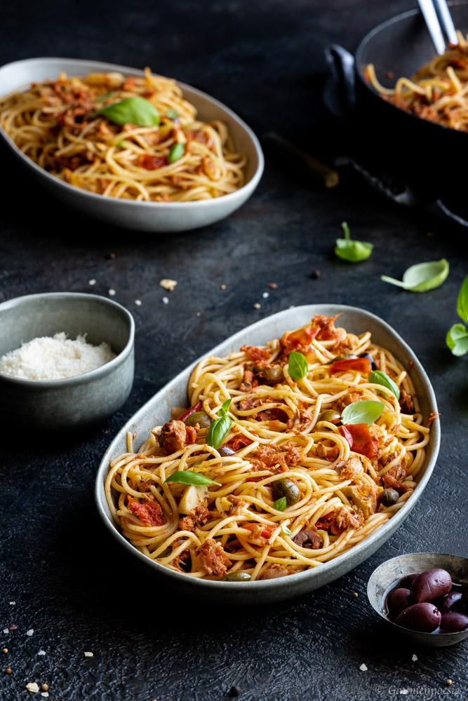 Spaghetti al tonno 2