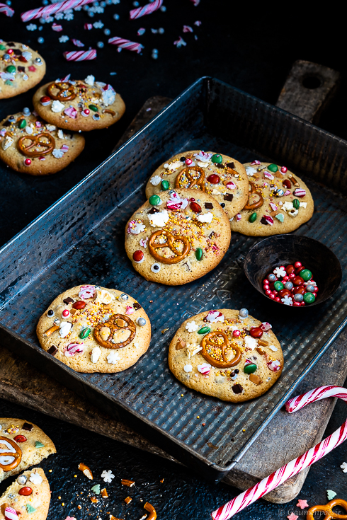 Christmas-Cookies Rezeptbild